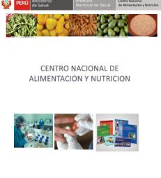 centro nacional de alimentacion